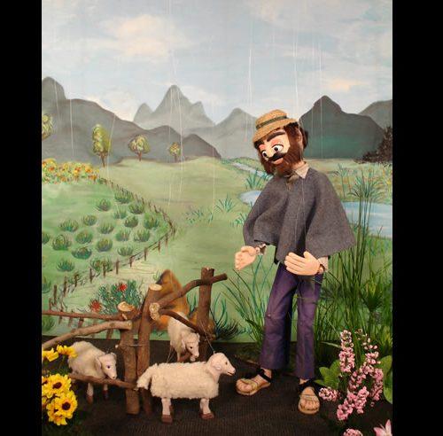 El Pastorcito Mentiroso 3