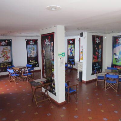 02. NUESTRA SEDE (Sala de exposiciones)
