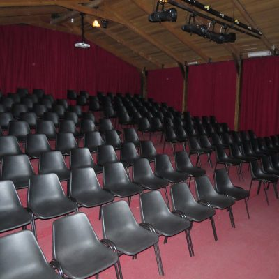 02. NUESTRA SEDE (Sala teatral)